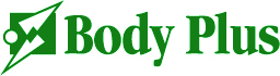 body plus logo