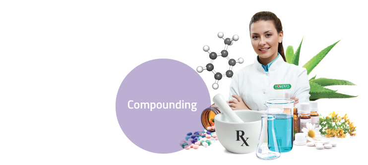 Pharmacy Compounding Areas of Expertise